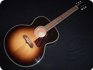Gibson-J100 '41 Reissue-2014-Sunburst
