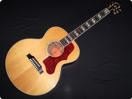 Gibson Cj165 2007 Natural