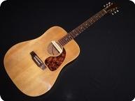 Gibson J50 1969 Natural