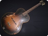 Gibson L48 1947 Sunburst