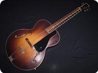 Gibson Cromwell L50 1938 Sunburst