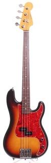 Fender Precision Bass '62 Reissue Fretless 1990 Sunburst