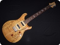 Paul Reed Smith Prs-SE Custom 24 Spalted Maple-2013-Natural