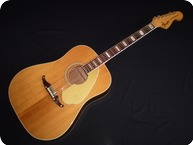 Fender Kingman 1969 Natural
