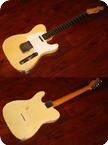Fender Telecaster FEE1011 1960 Blonde
