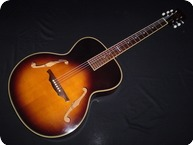 Alvarez Guitars 5055 Bluesman 1998 Sunburst