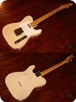 Fender-Telecaster   (FEE0712) -1957-Blonde
