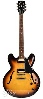 Gibson Es335 Figured Tobacco Sunburst 2011