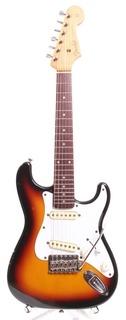 Fender Mini Stratocaster Mst 32 1992 Sunburst