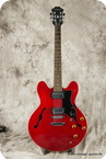 Epiphone Dot 1999 Cherry