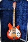 Rickenbacker 370 1967 Fireglow