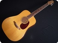 Bourgeois Dreadnought 1994 Natural