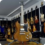Gibson-SG Special-1982-Walnut