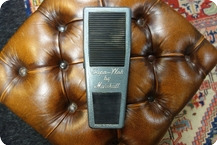 Marshall Supa Wah 1969 Grey