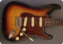 Real Guitars Custom Build S 2020 3 Tone Sunburst