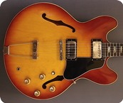Gibson-ES 335-1965-Ice Tea Sunburst