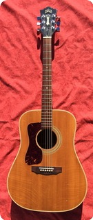 Guild D 40 Lefty D40 1973 Natural
