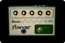 Ibanez FL 305 1976 Green White