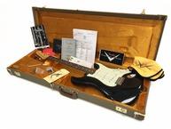 Fender Stratocaster 1962 Closet Classic 2014 Black