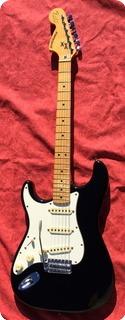 Fender Stratocaster 1982 Black