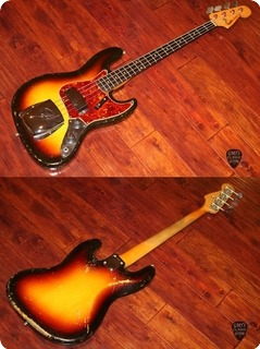 Fender Jazz Bass (feb0343)  1960