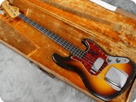 Fender Jazz Bass 1960 Sunburst