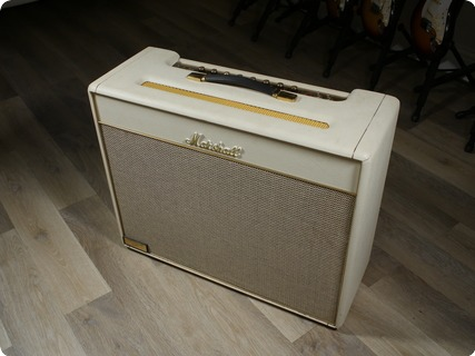 Marshall Model 1961 'bluesbreaker' 35th Anniversary 1997 White