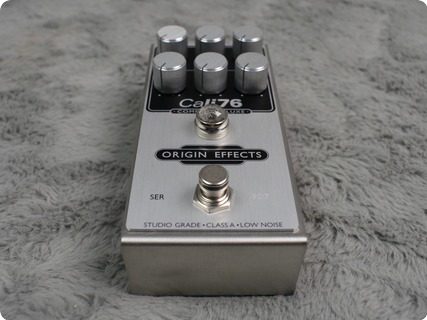Origin Effects Cali76 Compact Deluxe 2019