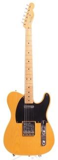 Fender Telecaster  '52 Reissue Jv Series 1983 Butterscotch Blond