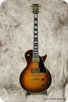 Gibson Les Paul Custom 1982 Tobacco Sunburst