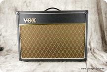 Vox AC 15 C1 Black