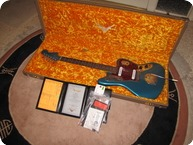 Fender Jaguar Custom Shop 2019 Ocean Turqoise Metallic