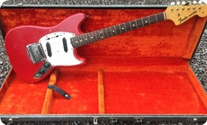 Fender Mustang 1964 Dakota Red