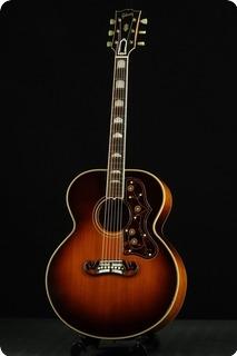 Gibson Sj 200 1949 Sunburst