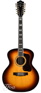 Guild F512 Antique Sunburst
