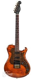 Knaggs Chesapeake Choptank Tier 2 Aged Scotch Burst 2012