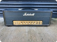 Marshall-JTM 45 MKII Head-1967-Green/Black
