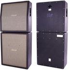 Marshall Custom 4x12 Cabinets Ex Jack Bruce CREAM 1989 Black
