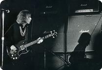 Marshall JMP 50 Head Ex Jack Bruce CREAM 1971 Black
