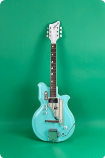 National Newport 84 1964 Sea Foam Green