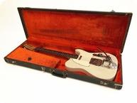 Fender-Telecaster Bigsby-1967-White
