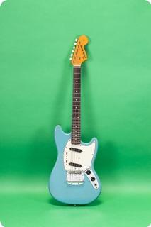 Fender Mustang 1966 Light Blue