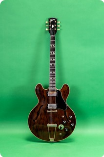 Gibson Es 345 1972 Brown