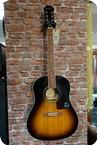 Epiphone AJ220S Acoustic Guitar VS Vintage Sunburst