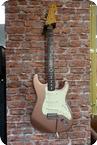 Fender 60s Classic Series Stratocaster Bugundy Mist 2005 Bugundy Mist