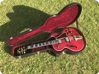 Gibson L 4 CES Mahogany 2013 Wine Red