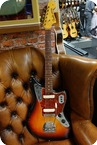 Fender Jaguar L Series Sunburst Refin 1963 Sunburst Refin
