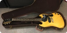 Gibson-SG Les Paul Junior TV Yellow-1961-TV Yellow
