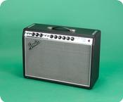 Fender Deluxe Reverb 1968 Black