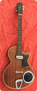 Meazzi Professional Franco Cerri 1966 Natural Walnut